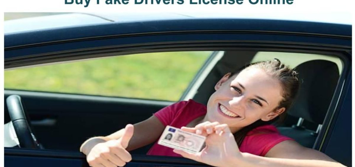 You are currently viewing Complete Your Dream Journey with Us with Fake Driving License and ID Cards Online